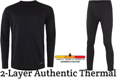 W8359010 2-LAYER AUTHENTIC THERMAL